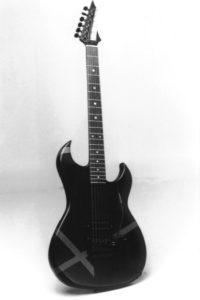 1985: HM911 Turbo. Das Metal-Brett