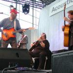 2004 Musikmesse Tony Sheridan und Ralf Gauck