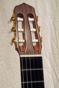 Gitarrenbau Christian Stoll: 2008 Konzertgitarre Classic Line I mit extrabreitem Griffbrett