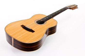 Gitarrenbau Christian Stoll: 12-saitige Steelstring-Gitarre Ambition 12
