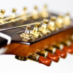 Gitarrenbau Christian Stoll Ambition 12 - zwölfsaitige Gitarre mit Mini-Mechaniken