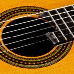 Gitarrenbau Christian Stoll: Konzertgitarre Meistergitarre für Solisten Classic Custom - Rosette