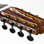 Gitarrenbau Christian Stoll: 8-saitige Konzertgitarre Classic Line I 8-string - Kopf