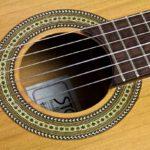 Gitarrenbau Christian Stoll: Klassikgitarre Schülermodell Primera - Rosette