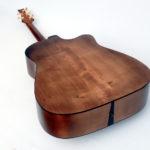 akustikbass fanned frets linkshaender