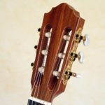 Klassische Gitarre Konzertgitarre Estudio Palisander Fichte -Kopf