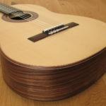 Klassische Gitarre Konzertgitarre Estudio Palisander Fichte - Zarge