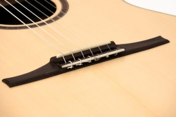 crossover akustik gitarre 14 bund crossover großer korpus steg