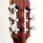 itarrenbau Christian Stoll: Konzertgitarre mit Cutaway Alegra indische Walnuss Zeder