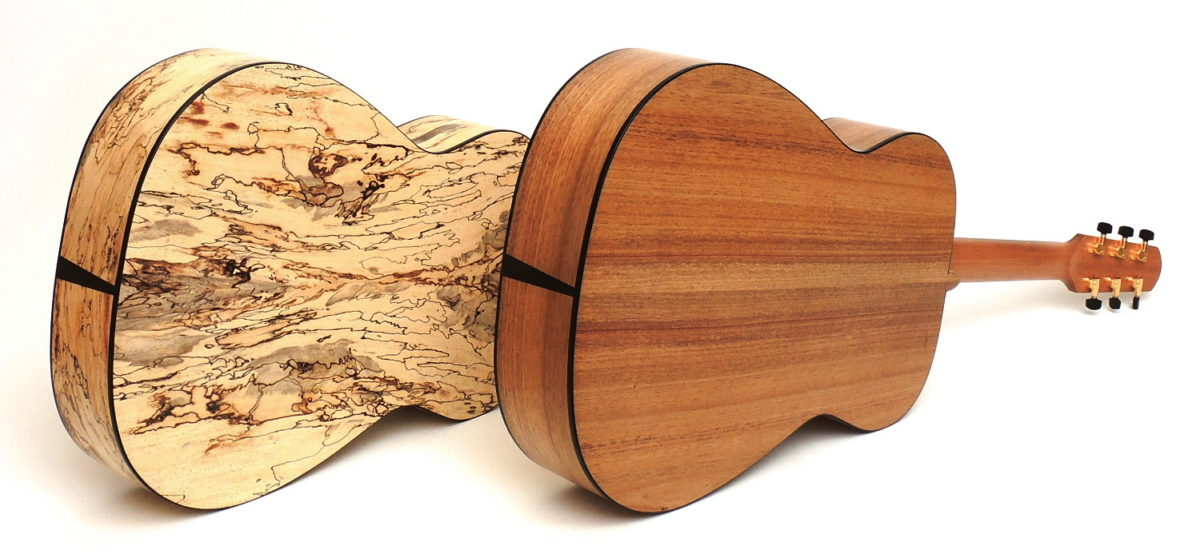 tamarinde moa australisches teak mangium palisanderfrei western stahlsaiten gitarre ambition gitarrenbauer Christian stoll