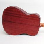 Stahlsaiten-Gitarre Amaranth Veilchenholz