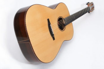 Gitarrenbau Christian Stoll: Western-Gitarre S-Custom riopalisander